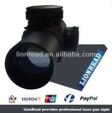 2015 Hot Sale 17x24mm automatic brightness setting Reflex Red Dot Sight with Picatinny-style Mount