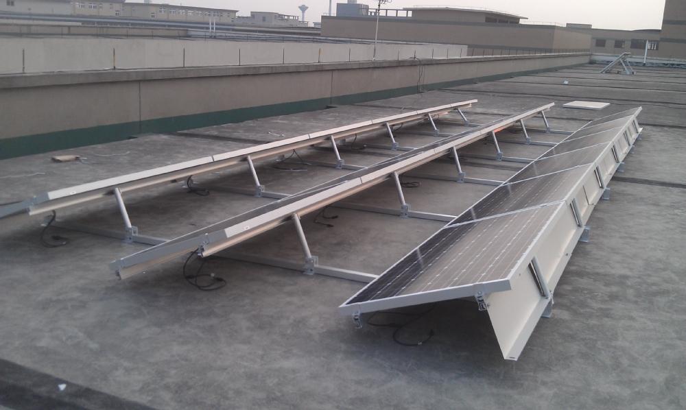Flat Roof Ballast Solar Mount for Solar Mounting Bracket