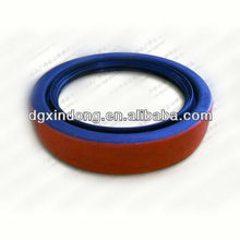 Sound quality windshield rubber gasket