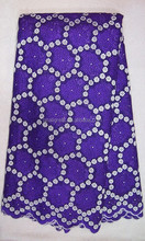 New Arrival! Latest design of swiss voile lace fabric
