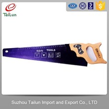65Mn Carbon Steel High Quality Metal Saw With Wooden Handle