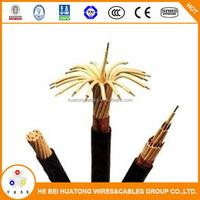 0.6/1kV sheathed flexible control cable/ telecom copper cables