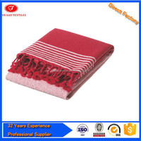 Luxury super cheap terry cloth fabric bath towels brands in india