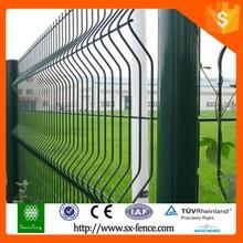 Indoor decorative folding meatl dog fences