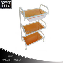 New arrival Professional Hair Salon Trolley Cart for beauty salon trolley/salon furniture/R-1011F