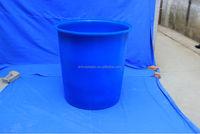 500L plastic water storage barrel
