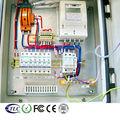 N Tuolima caixa de distribuição de energia tipo din rail elétrica gabinete