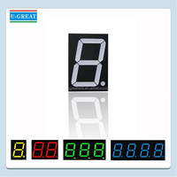 Best Selling High Brightness Small 7 Segment LED Display