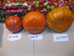 high quality wholesale artificial pumpkin