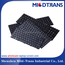 China laptop keyboard for dell e6400 backlit keyboard layout