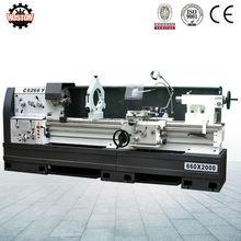 Hoston CNC or NC universal horizontal lathe