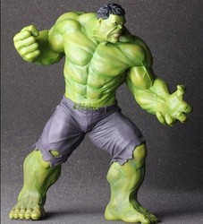 top hot pvc action figure ,big size 3D plastic action figure,the green giant cartoon pvc action figure