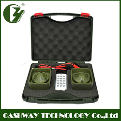 Factory direct offer external speakers , 50w speakers , 150dB bird trap hunting with 300~500 meter remote distance