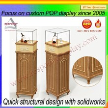 Wood And Acrylic Classical Display Case For Red Wine
