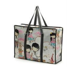 Dongguan Manufacturer reusable Extra large Custom Nature custom print small shopping bags