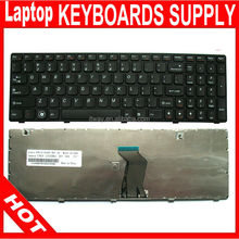 Laptop internal keyboard for LENOVO Ideapad G580 Z580 V580 Keyboard US Layout in Stock