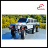 High quality!! 1/10 scale simulation climbing car for 6x6 wheels rock crawler truck toys