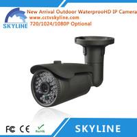 Full HD 1080P Megapixel IP Cam 3M Pixels 8mm Lens outdoor ip camera