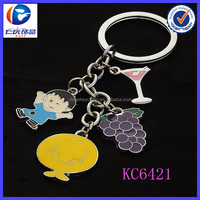 alibaba golden supplier trade assurance plush monkey key ring promotion item best gift