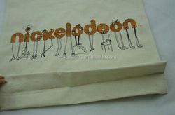 blank cotton drawstring bag/ printed cotton tote bags/ promotional logo drawstring bag
