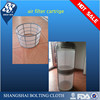 Air conditioner filter cloth; filter meshes
