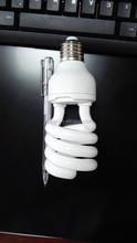 25w half spiral Energy Saving Light Bulbs