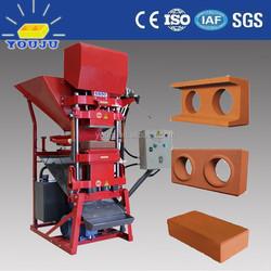 Eco Premium 2700 eco concrete blocks, ecological brick machine soil cement