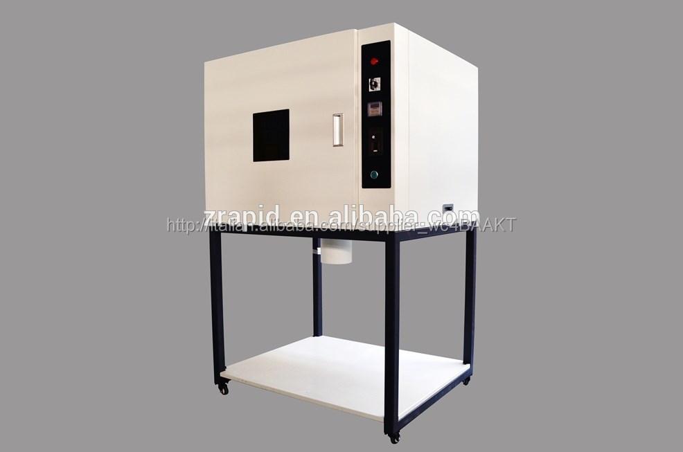 Z rapido pca600/sla 3d stampa post polimerizzazione apparato