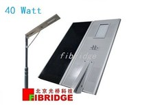 40W Integrated All in One Solar LED Street Light