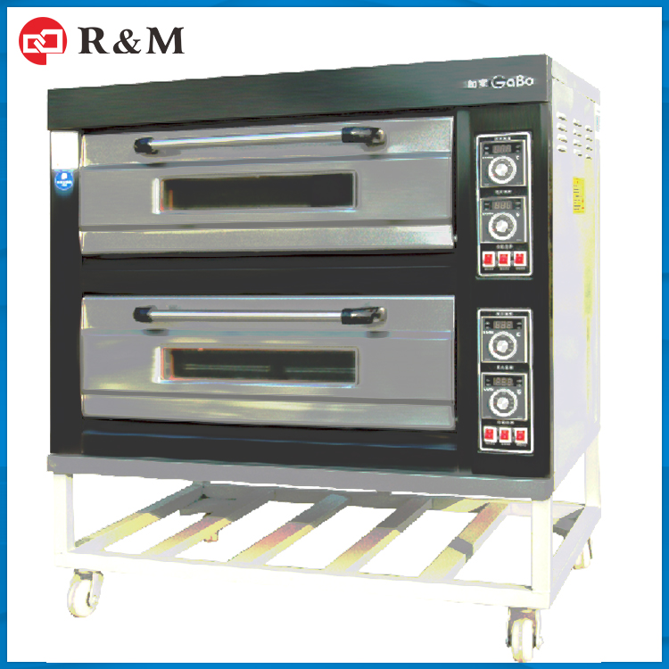 Commercial Industrial Kitchen Machine Used Bakery Oven Electric Deck ...