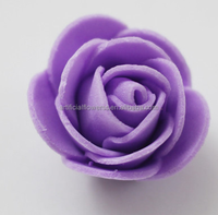 Foam Flower interior decoration gumpaste flowers wholesale