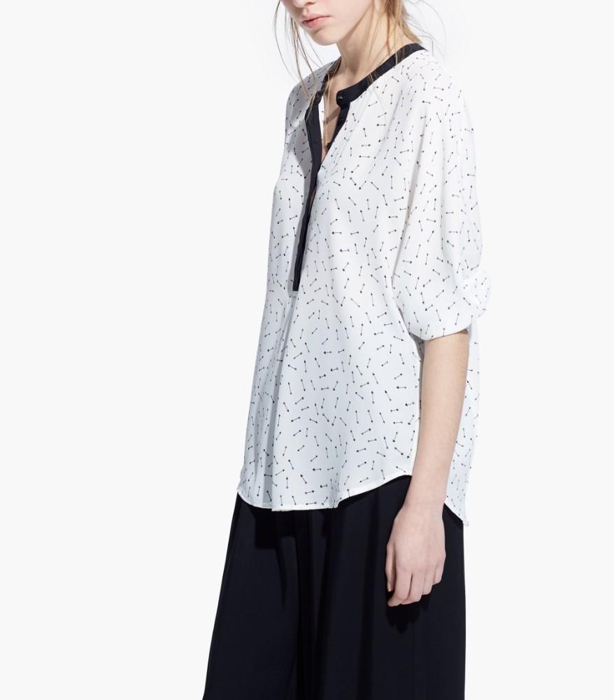 Wholesale cotton blouses lace henley blouse for Custom dress shirts los angeles