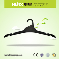 HBB005 Plastic garment hanger display dress hanger with PP/PS/ABS material