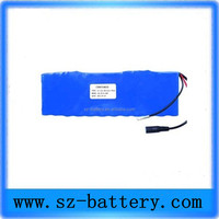Lithium iron phosphate battery 4S4P 14.8V 8000mAh Battery Pack
