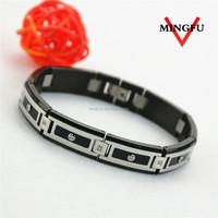 Mingfu 316L SS cool heavy custom bracelet traditional jewellery