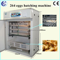 Cheap fully automatic chicken egg incubator for sale
