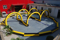China wholesale inflatable air track frame for go kart