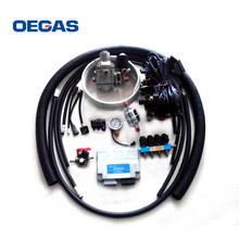 CNG AC200 system / gas equipment for car / gas fuel conversion kit