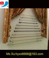 HY antique -brass Decorative Curtain Poles