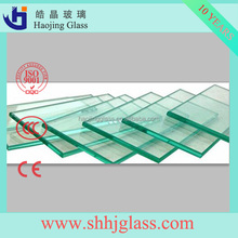 grade A glass sunroom panels with CE