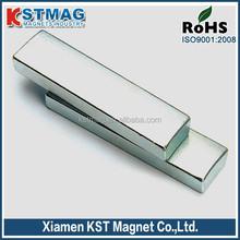 Zinc block neodymium magnet for sale