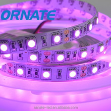Kit Waterproof 5050/5630/2835 RGB LED Strip Light Fairy 44Key Colorful Car Party Light Hot