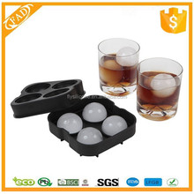 Keep Your Drink Cold Up To 10 Times Longer Silicone Ice Ball Maker