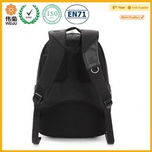 High quality black high tech computer backpack bags