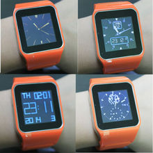 """Touch screen 1.5"""" new model watch mobile phone"""