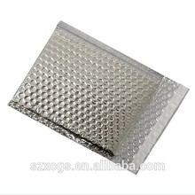 Colored Metallic Padded Envelope Mailer / Custom Aluminum Padded Envelope