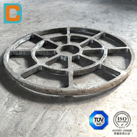 Lost wax casting foundry for heating furnace made in China