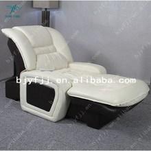 New model recliner massage single leather sofa
