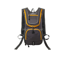 new design outdoor high capacity backpack solar hydration backpack