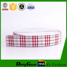 high quality Promotional custom jacquard colorful elastic band for underwear